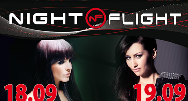 Night Flight Billboard