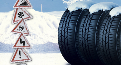 Billboard Design Winter Tyres