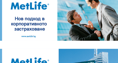 metlife - advertising campaign
