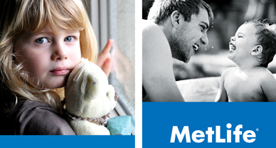 metlife - citylights advertising campaign