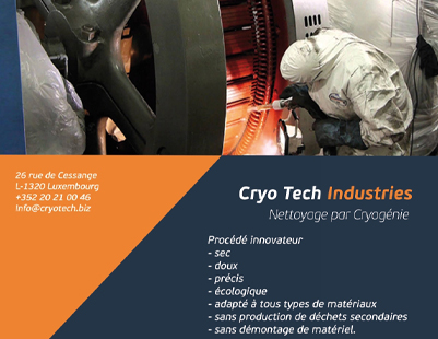 Cryotech Advertising Brochure