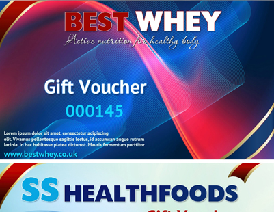 Design for Gift Voucher
