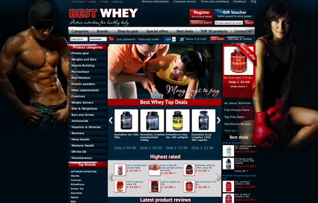 Best Whey UK